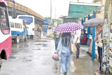 PC se mantiene alerta por precipitaciones