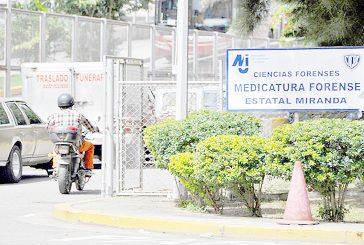 Mayo cerró con 21 homicidios en Altos Mirandinos