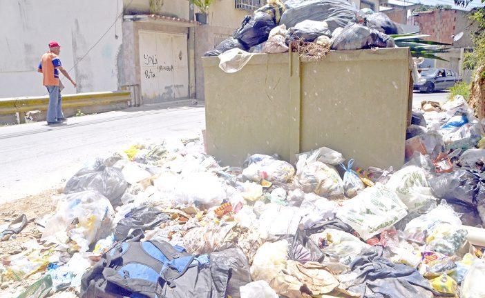 Exigen depósito de basura en La Placita