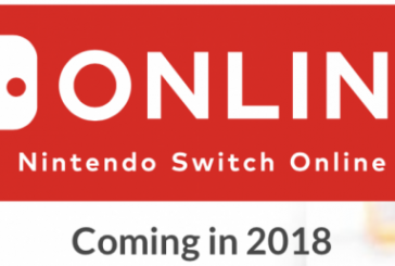 "Nintendo Switch Online ""for free"" hasta el 2018"