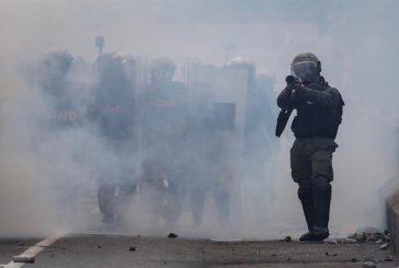 Suspendieron exportación de bombas lacrimógenas a Venezuela desde Brasil