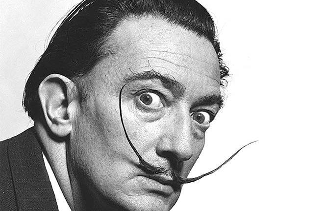 Ordenan exhumar cadáver de Salvador Dalí por demanda de paternidad