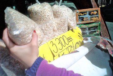 Precio del maíz pilado aumenta cada semana