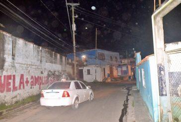 Como boca de lobo avenida  de la Rómulo Gallegos