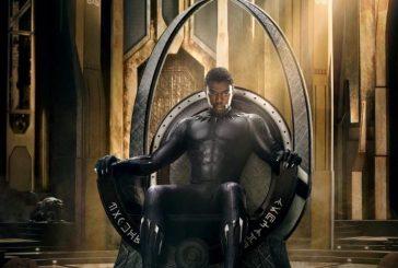 """Marvel realizó el lanzamiento oficial del tráiler de la película """"Pantera Negra"""""""
