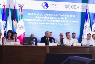Consulta de cancilleres de la OEA sobre Venezuela no logró acuerdo