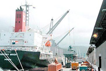 Arribaron 29 mil toneladas de trigo panadero a Maracaibo