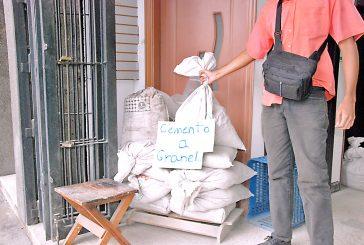 Cemento solo se consigue detallado
