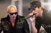 Enrique y Pitbull reyes en Miami