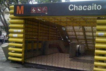 13 estaciones del Metro de Caracas cerradas este sábado