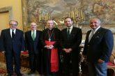 Expresidentes latinoamericanos llevan al Vaticano su inquietud por Venezuela