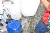 Vecinos de Palo Alto llevan dos semanas sin agua