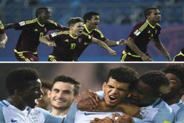 Venezuela vs Inglaterra: Gran final sub-20