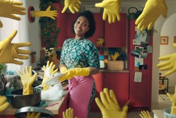 Este anuncio musical le recordará por qué odias lavar los platos a mano