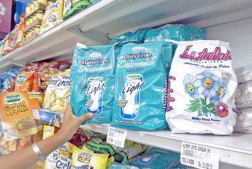 A precios de infarto regresa la leche en polvo
