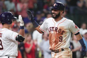 Astros llegaron a las 50 victorias