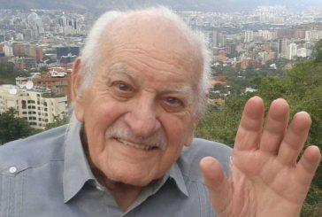 A sus 95 años falleció el político Pompeyo Márquez