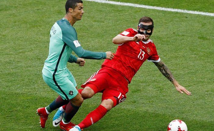 Portugal gana a Rusia 1 a 0