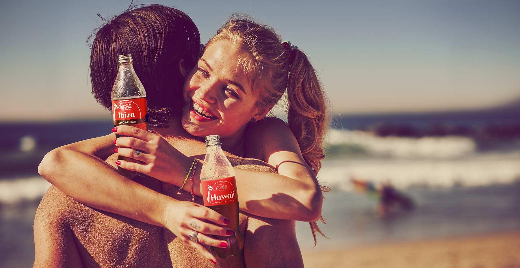 Coca-Cola siempre contigo en tus momentos especiales