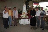 Afinan detalles para recibir en julio a la imagen peregrina de Fátima