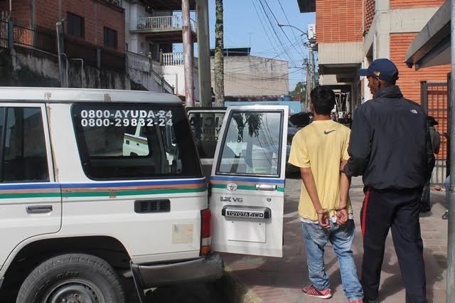 Por posesión de droga Policarrizal pone tras las rejas a un ciudadano