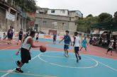 Imderecar tras la casa de talentos en Baloncesto