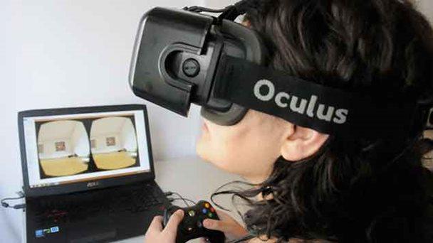 Oculus lanzará gafas de realidad virtual