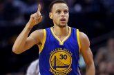Curry firmó contrato por 201 palos