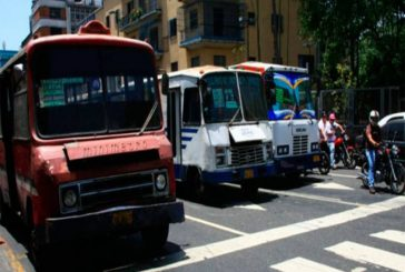 Transportistas irán a paro a partir de este miércoles