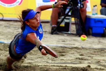 Ocho atletas renunciaron a la selección de Tenis de Playa