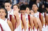 Baloncesto: La selección femenino ya emprendió viaje a Argentina