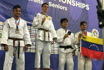 Gabriel Marín la nueva promesa del Judo Venezolano
