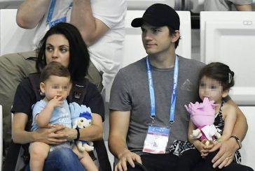 Ashton Kutcher y Mila Kunis ya no quieren que publiquen fotos de sus hijos