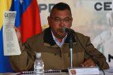 Prohíben desde el viernes manifestaciones públicas por elección constituyente