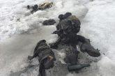 Policía suiza confirma identidad de pareja momificada hallada en un glaciar