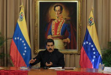 Maduro: En Venezuela no manda Trump ni Santos ni Temer