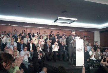 MUD anuncia al país su acuerdo de gobernabilidad