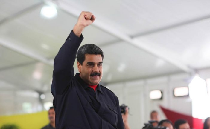 Presidente Maduro a Donald Trump: Detén la agresión contra Venezuela
