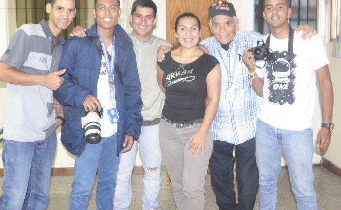 Se celebran los 47 años de la fundación del Círculo de Reporteros Gráficos Miranda