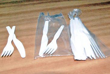Hasta los artículos de  plástico salen cariñosos