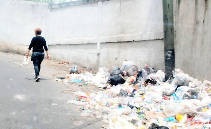 Aseo urbano no visita la Calle 24 de Julio