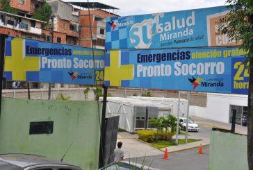 Salud Miranda realizó más de 280 mil atenciones médicas de enero a junio