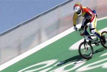 Stefany Hernández quedó en el cuarto lugar de BMX