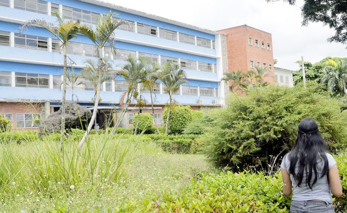 Liceo San José necesita mantenimiento