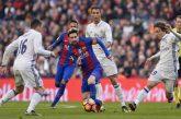 Ya tienen fecha los clásicos Real Madrid Vs Barcelona de La Liga