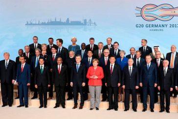 Líderes del G20 discuten sobre terrorismo, clima y comercio mundial