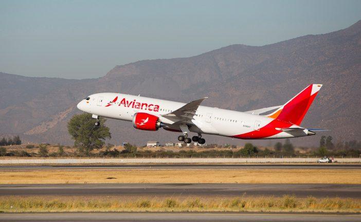 Avianca suspende vuelos en Venezuela a partir de agosto