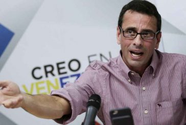 "Capriles aseguró que ataque a la AN ""se planeó"" desde el martes"