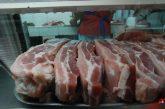 Consumo de carne de cerdo disminuyó