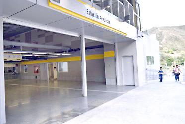 """""""Construcción de la estación Ayacucho no generó daños"""""""